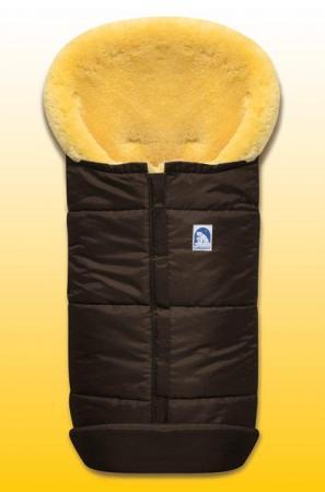 Конверт из овчины Heitmann Felle 975 Premium Lambskin Cosy Toes (мокка) конверт детский heitmann felle зимний конверт premium синий
