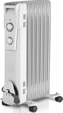 Масляный радиатор Polaris PRE G 0615 1500 Вт белый polaris polaris pre q 0615