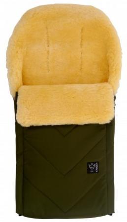 Конверт меховой Kaiser Dublas (khaki) fn01 multifunction canvas shoulder bag handbag backpack for women khaki