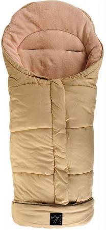 Конверт флисовый Kaiser Jooy Microfleece (sand/beige) конверт детский kaiser коричневый