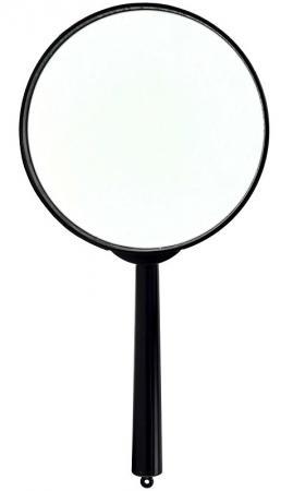 Лупа канцелярская, диаметр 100 мм, 3 - кратное увеличение цена 2017