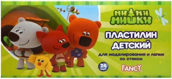 Пластилин Action! Fancy 24 цвета FMC24-480