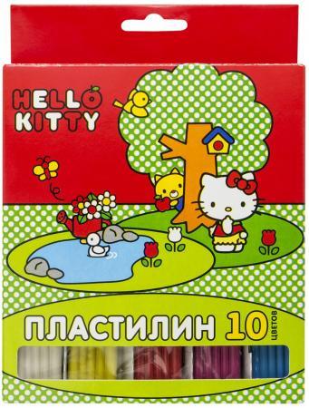 Пластилин Action! Hello Kitty 10 цветов HKO-AMC10-200-2 action краски акварельные hello kitty 6 цветов