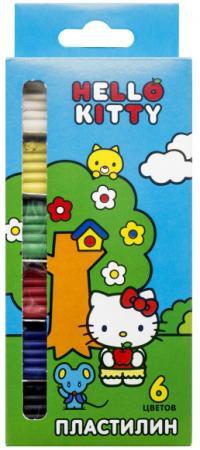 Пластилин Action! Hello Kitty 6 цветов action краски акварельные hello kitty 6 цветов