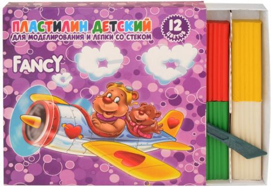 все цены на  Пластилин Action! Fancy 12 цветов FMC12-240-1  онлайн