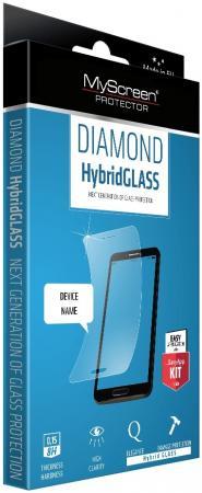 Защитное стекло прозрачная Lamel MyScreen DIAMOND HybridGLASS EA Kit для iPhone 7 0.15 мм цена и фото