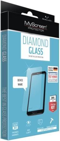 Защитное стекло прозрачная Lamel MyScreen DIAMOND Glass EA Kit для iPhone 6S Plus iPhone 6 Plus 0.33 мм пленка защитная lamel 3d закаленное защитное стекло myscreen 3d diamond glass ea kit black iphone x