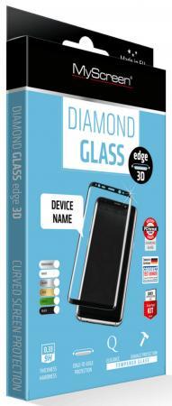 Защитное стекло Lamel MyScreen 3D DIAMOND Glass EA Kit для Samsung Galaxy S7 Edge серебристый цена