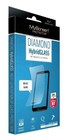 Защитное стекло Lamel DIAMOND HybridGLASS EA Kit для HTC U Play