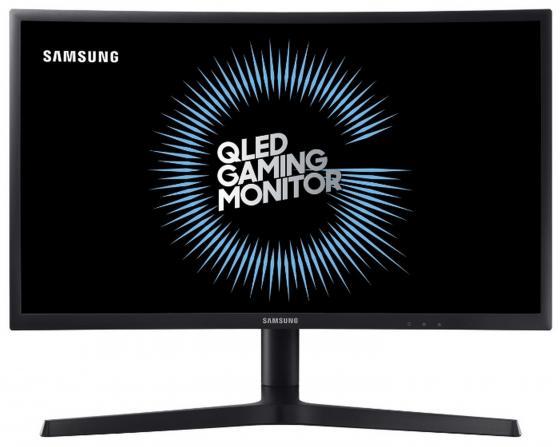 Монитор 27 Samsung C27FG73FQI cерый VA 1920x1080 350 cd/m^2 1 ms HDMI DisplayPort Аудио монитор 27 samsung c27fg73fqi