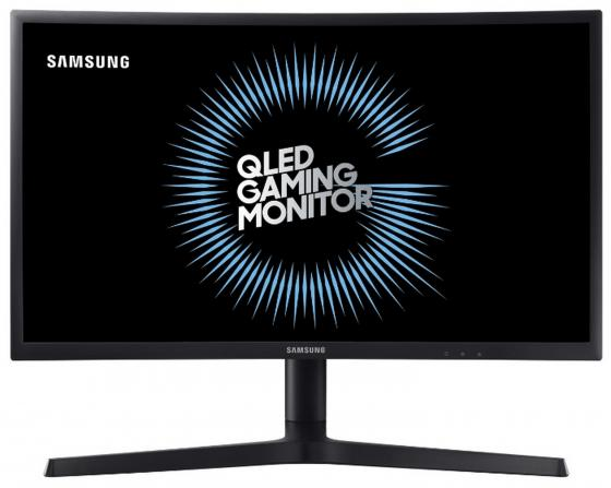 "цена на Монитор 27"" Samsung C27FG73FQI cерый VA 1920x1080 350 cd/m^2 1 ms HDMI DisplayPort Аудио LC27FG73FQIXCI"