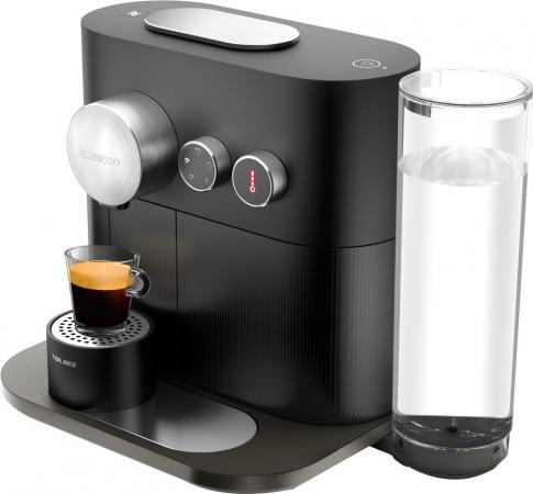 Кофеварка DeLonghi Nespresso EN350.G 1600 Вт серый черный кофемашина капсульная delonghi nespresso en 560 w