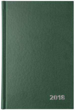 Ежедневник датированный Index IDD018/A5/GN/R A5 бумвинил ежедневник датированный brauberg венеция a5 7бц