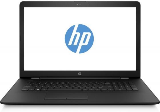 "Ноутбук HP 17-ak030ur 17.3"" 1600x900 AMD A9-9420 500 Gb 4Gb Radeon R5 черный DOS 2CP44EA все цены"