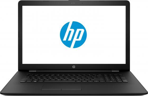Ноутбук HP 17-ak008ur 17.3 1600x900 AMD A6-9220 500 Gb 4Gb Radeon R4 черный DOS (1ZJ11EA) ноутбук lenovo ideapad 110 17acl 17 3 1600x900 amd a6 7310 500gb 4gb radeon r4 черный dos 80um001xrk
