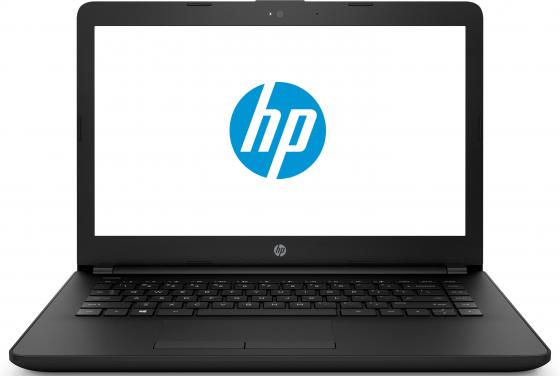 "Ноутбук HP 14-bs025ur 14"" 1920x1080 Intel Core i5-7200U 1 Tb 6Gb AMD Radeon 520 4096 Мб черный Windows 10 Home ноутбук hp 15 bs025ur 15 6"