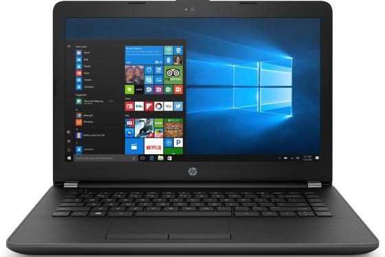 Ноутбук HP 14-bs016ur 14 1366x768 Intel Core i3-6006U 128 Gb 4Gb Intel HD Graphics 520 серый Windows 10 Home 1ZJ61EA sheli laptop motherboard for hp 4720s 633552 001 for intel cpu with non integrated graphics card 100