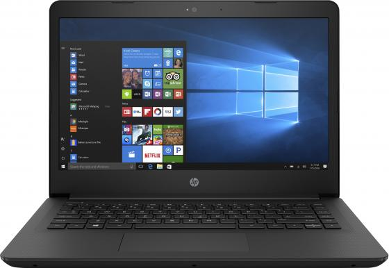 Ноутбук HP 14-bp013ur 14 1920x1080 Intel Core i7-7500U 1 Tb 6Gb Intel HD Graphics 620 черный Windows 10 Home 1ZJ49EA ноутбук hp elitebook 820 g4 12 5 1920x1080 intel core i7 7500u