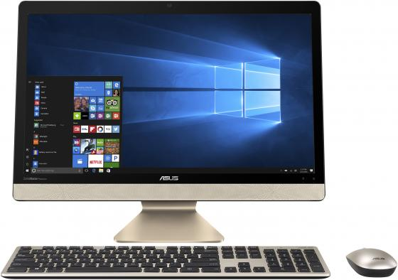 Моноблок 21.5 ASUS V221ICUK-BA031T 1920 x 1080 Intel Core i3-7100U 4Gb 1Tb Intel HD Graphics 620 Windows 10 черный 90PT01U1-M00410 моноблок asus zn220icgk ra040t 90pt01n1 m03090 90pt01n1 m03090