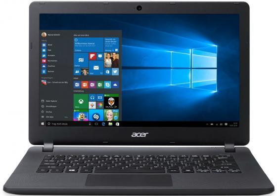Ноутбук Acer Aspire ES1-331-C1JM 13.3 1366x768 Intel Celeron-N3050 500 Gb 2Gb Intel HD Graphics серый Windows 10 Home NX.MZUER.009 брюки sela брюки