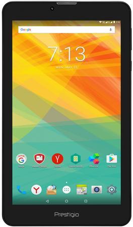 Планшет Prestigio Grace 3157 3G 7 8Gb черный Wi-Fi 3G Bluetooth Android PMT3157_3G_C_CIS планшет prestigio grace 3157 3g 7 8gb черный wi fi 3g bluetooth lte android pmt3157 4g c cis