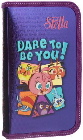 Пенал на одно отделение Action! Angry Birds: Stella SA-PC01-02 в ассортименте