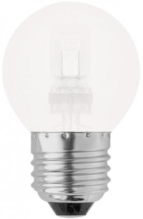 Лампа галогенная шар Uniel 05221 E27 28W HCL-28/FR/E27 Globe omax 05221