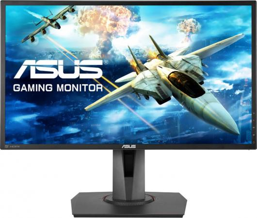 Монитор 24 ASUS MG248QR черный TN 1920x1080 350 cd/m^2 1 ms DVI HDMI DisplayPort asus asus vp228h 21 5 черный dvi hdmi full hd