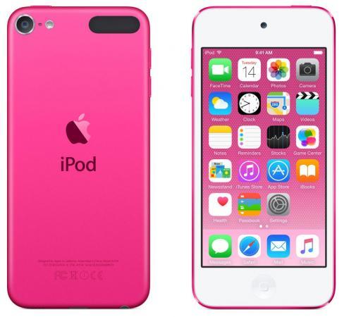 все цены на Плеер Apple iPod touch 128Gb MKWK2RU/A розовый онлайн