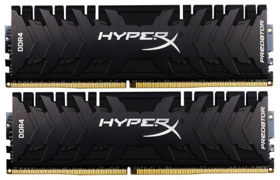 Оперативная память 16Gb (2x8Gb) PC4-19200 2400MHz DDR4 DIMM CL12 Kingston HX424C12PB3K2/16