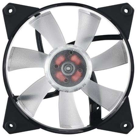Вентилятор Cooler Master MasterFan Pro 120 Air Flow MFY-F2DN-11NPC-R1 120x120x25mm 650-1100rpm кулер cooler master dk9 8gd2a 0l gp