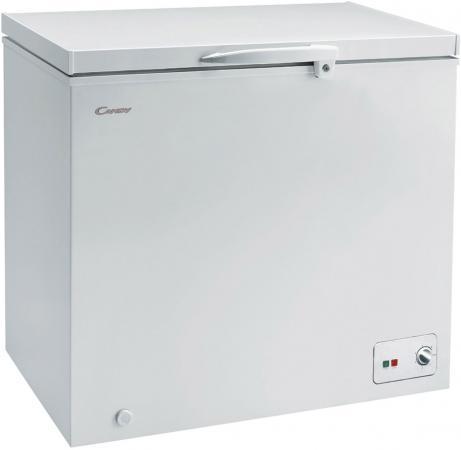 Морозильная камера Candy CCFE 300/1 RU белый морозильный ларь candy ccfa 210 ru