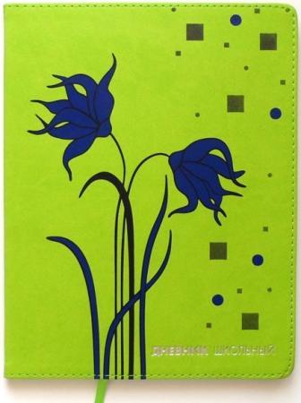 Дневник для старших классов Action! Flowers 48 листов линейка AD-114 в ассортименте дневник для старших классов би джи футбольная награда 48 листов линейка