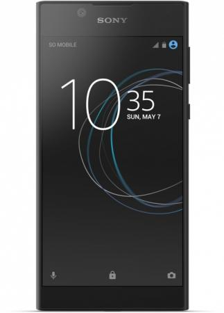 Смартфон SONY Xperia L1 Dual черный 5.5 16 Гб NFC LTE Wi-Fi GPS 3G G3312Blk смартфон alcatel u5 hd 5047d белый 5 8 гб lte wi fi gps 3g