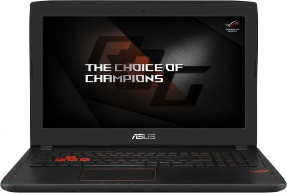 Ноутбук ASUS ROG GL502VS-FY254 15.6 1920x1080 Intel Core i7-7700HQ 1 Tb 128 Gb 16Gb nVidia GeForce GTX 1070 8192 Мб черный DOS 90NB0DD1-M05040 видеокарта asus geforce gtx 1060 1620mhz pci e 3 0 6144mb 8208mhz 192 bit dvi hdmi hdcp rog strix gtx1060 o6g gaming