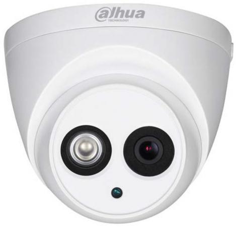 Камера IP Dahua DH-IPC-HDW4431EMP-AS-0280B CMOS 1/3 2.8 мм 2688 x 1520 H.264 H.264+ Н.265 H.265+ RJ-45 LAN PoE белый electrocompaniet emp 3