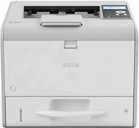 Принтер Ricoh SP 400DN черно-белый A4 30ppm 1200x1200dpi RJ-45 USB 408058 ricoh sp 210sf a4 1200x600dpi 22ppm usb rj 45 407683