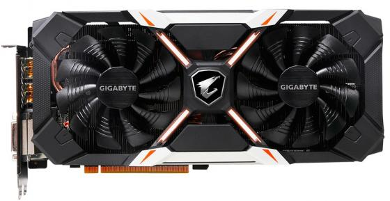 все цены на Видеокарта 6144Mb Gigabyte GeForce GTX1060 PCI-E 192bit GDDR5 DVI HDMI DP GV-N1060AORUS X-6GD rev. 2.0 Retail онлайн