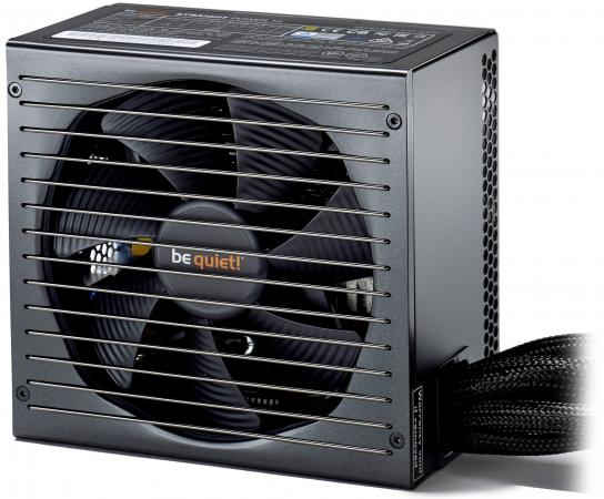 Фото - Блок питания ATX 700 Вт Be quiet STRAIGHT POWER 10 BN233 блок питания accord atx 1000w gold acc 1000w 80g 80 gold 24 8 4 4pin apfc 140mm fan 7xsata rtl