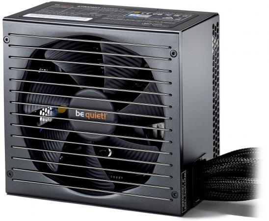Блок питания ATX 600 Вт Be quiet STRAIGHT POWER 10 BN232 корпус atx be quiet pure base 600 без бп чёрный