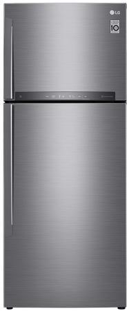 Холодильник LG GC-H502HMHZ серебристый lg gc b207gmqv