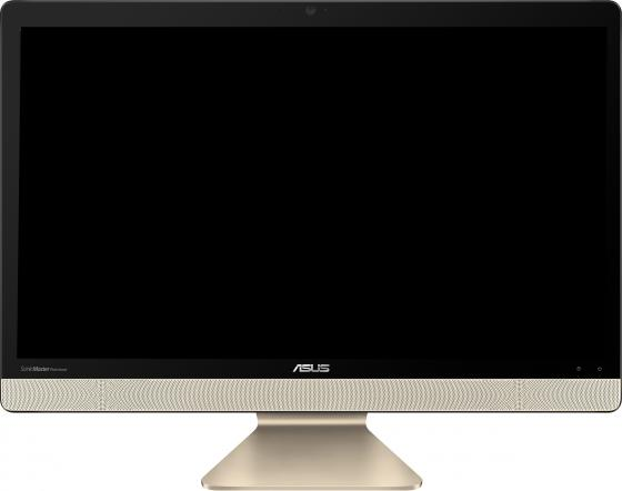Моноблок 21.5 ASUS V221ICUK-BA051D 1920 x 1080 Intel Core i3-7100U 4Gb 1 Tb Intel HD Graphics 620 Без ОС черный 90PT01U1-M03210 asus vivo aio v221icuk white моноблок v221icuk wa013r
