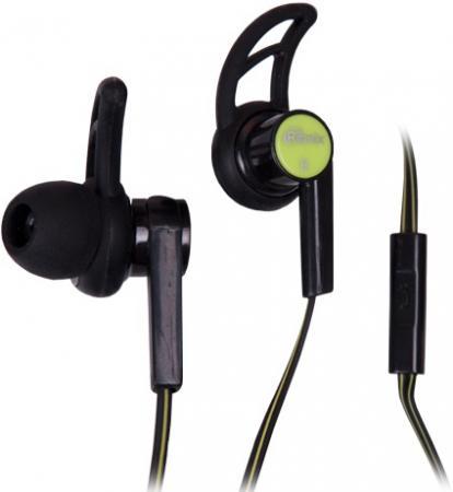 Гарнитура Ritmix RH-126M черный зеленый игровая гарнитура проводная ritmix rh 534m черный серый