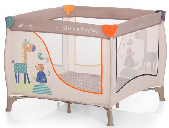 Манеж Hauck Sleep`n Play SQ (animals) манеж hauck baby center birdie 607565