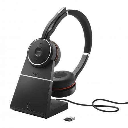 все цены на Гарнитура Jabra Evolve 75 Stereo UC 7599-838-199 онлайн