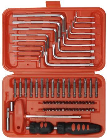 Набор инструментов Gembird Cablexpert TK-PRO-02 71 предмет набор инструментов gembird cablexpert tk solder