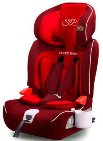 Автокресло Sweet Baby Gran Cruiser Isofix (red)