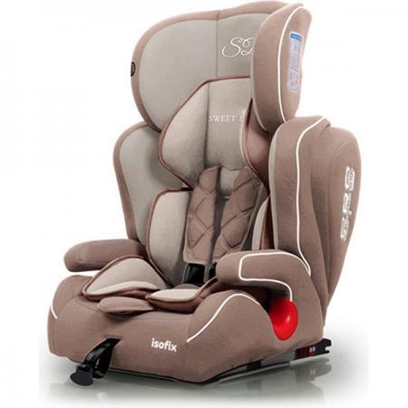 Автокресло Sweet Baby Gran Turismo SPS Isofix (beige) bugatti gran turismo синий 5258 40