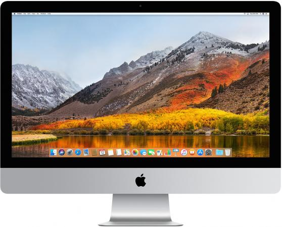 Моноблок 21.5 Apple iMac 4096 x 2304 Intel Core i5 16Gb 512Gb Radeon Pro 555 2048Mb macOS серебристый Z0TK0013V Z0TK/14 apple imac 21 5
