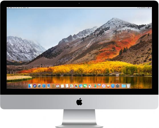 Моноблок 21.5 Apple iMac 4096 x 2304 Intel Core i5 8Gb 1Tb Radeon Pro 555 2048Mb macOS серебристый Z0TK000NR Z0TK/4 apple imac 21 5